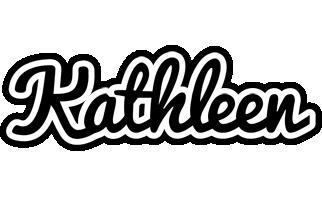 Kathleen chess logo