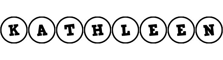 Kathleen handy logo