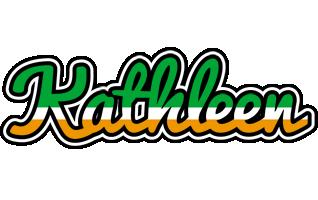 Kathleen ireland logo