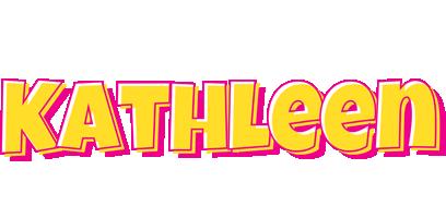 Kathleen kaboom logo