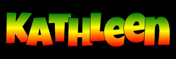 Kathleen mango logo