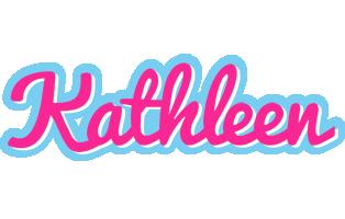 Kathleen popstar logo