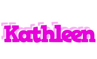 Kathleen rumba logo