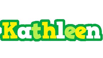 Kathleen soccer logo