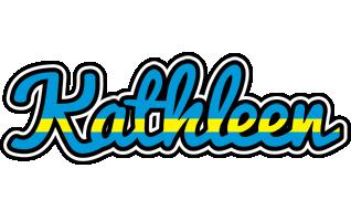 Kathleen sweden logo