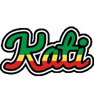 Kati african logo