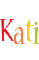 Kati birthday logo