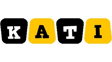 Kati boots logo