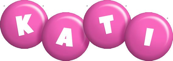 Kati candy-pink logo