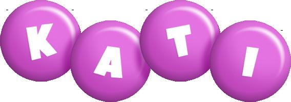 Kati candy-purple logo