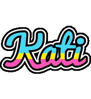 Kati circus logo