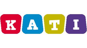Kati daycare logo