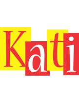 Kati errors logo