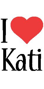 Kati i-love logo