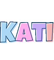 Kati pastel logo