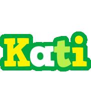 Kati soccer logo