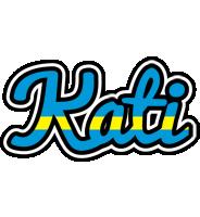Kati sweden logo
