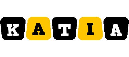 Katia boots logo