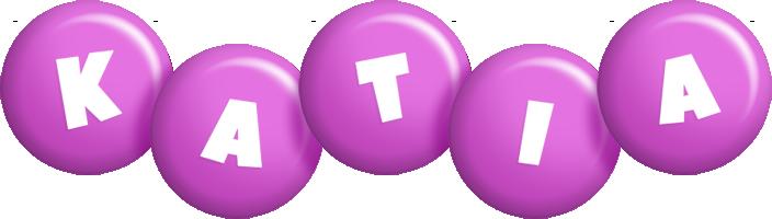 Katia candy-purple logo