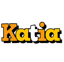 Katia cartoon logo