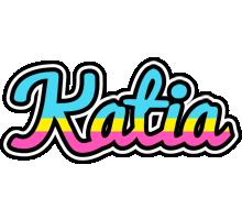 Katia circus logo