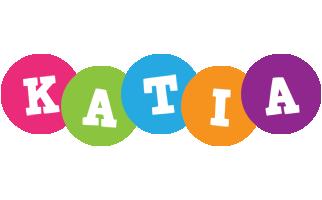 Katia friends logo