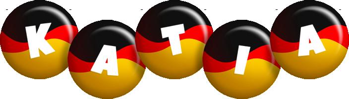 Katia german logo