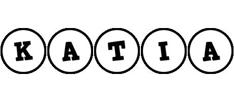 Katia handy logo