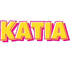 Katia kaboom logo