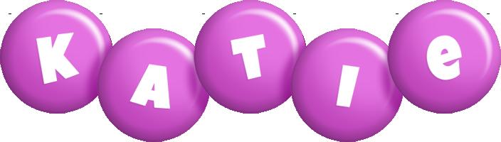 Katie candy-purple logo