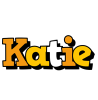Katie cartoon logo