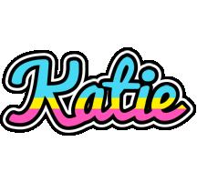 Katie circus logo