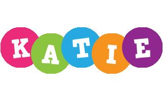 Katie friends logo