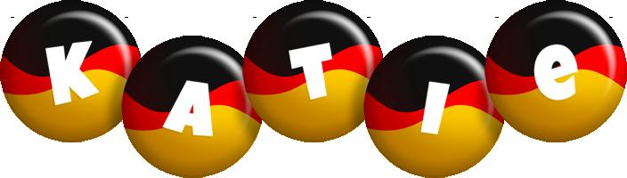 Katie german logo