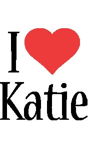 Katie i-love logo