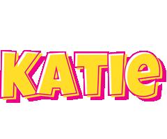 Katie kaboom logo