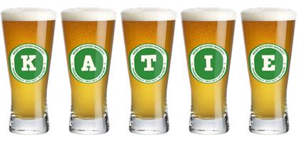 Katie lager logo