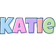 Katie pastel logo