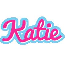 Katie popstar logo