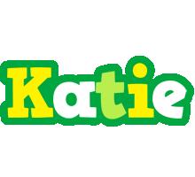 Katie soccer logo