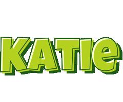 Katie summer logo