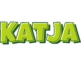 Katja summer logo