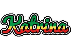 Katrina african logo