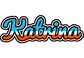 Katrina america logo