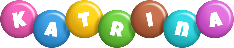 Katrina candy logo