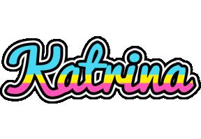 Katrina circus logo