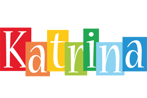 Katrina colors logo