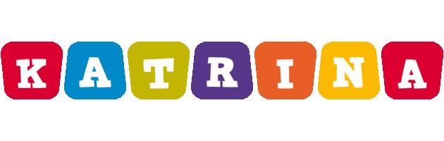 Katrina daycare logo