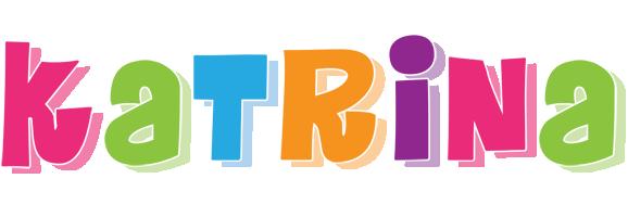 Katrina friday logo