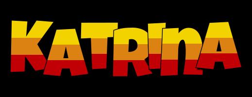 Katrina jungle logo